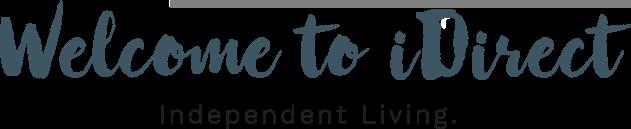Welcome to-iDirectIndependent Living